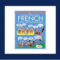 FRENCH  FOR BEGINNERS  WITH CD USBORNE