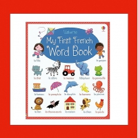MY FIRST WORD BOOK FRENCH  USBORNE