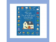 FIRST HUNDRED WORDS IN FRENCH  USBORNE