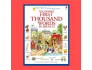 FIRST THOUSAND WORDS IN FRENCH  USBORNE