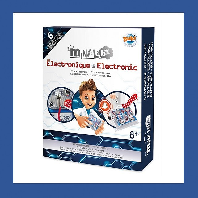 MINI LAB ELEKTRONIKA- BUKI