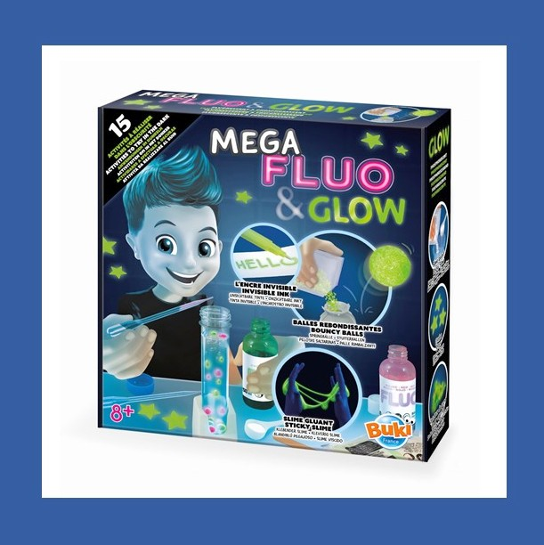 MEGA LAB FLUO&GLOW- BUKI