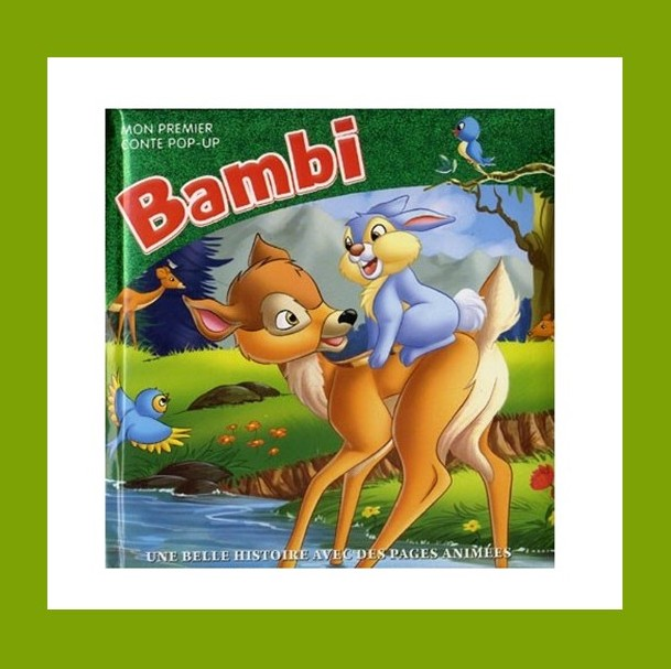 BAMBI MON PREMIER CONTE POP-UP