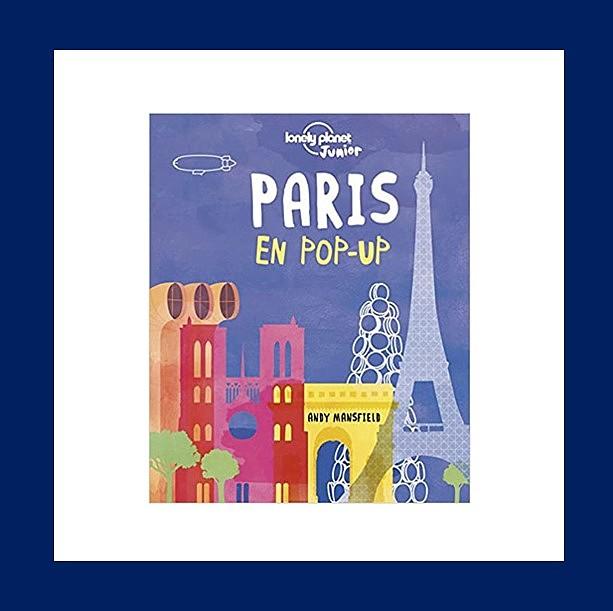 PARIS POP-UP- NOWOŚĆ